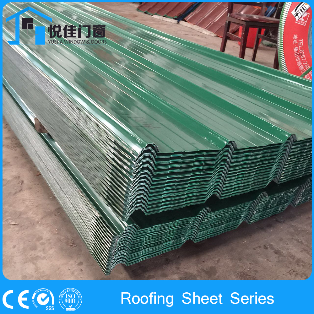 Cheap Metal Roofing Color Corrugated Roof Sheets Clear