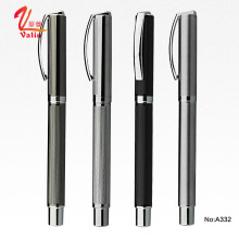 2017 Gun black/Silver/Stain steel Metal Ballpoint Pen/Metal pen Brands with Customized Logo for Promotional Metal Pen Set