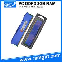 Electronic parts sale desktop 8gb ddr3 ram memory