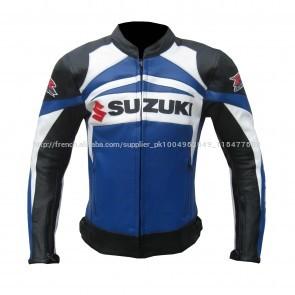 Veste moto femme suzuki