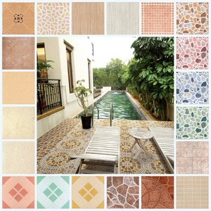 Eiffel heat resistant wall tiles brick for wall