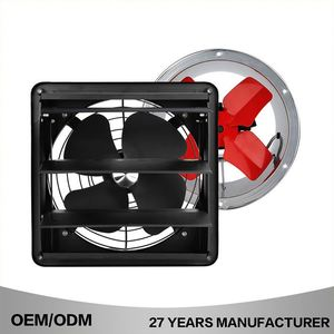 12 Inch Vertical Blade Energy Saving Adjustable Duct Fan