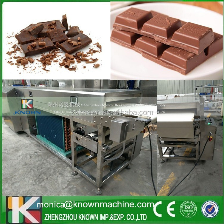 400/600/800/1000 mm chocolate cooling tunnel for enrober machine