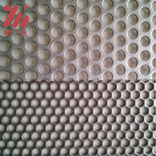 CNC Perforated Sheet Metal Work