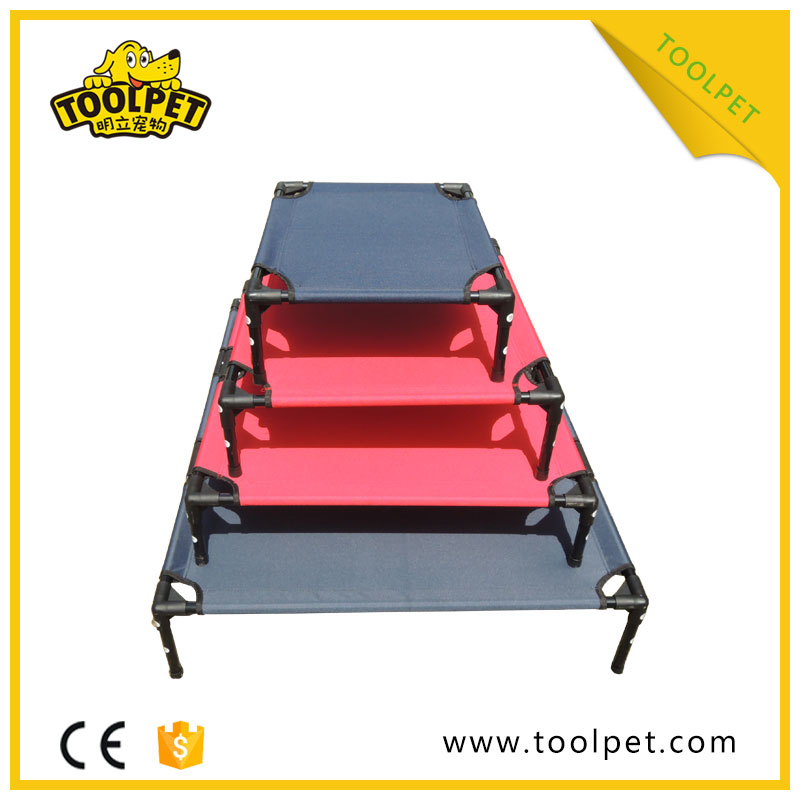 Portable Light weight pet bed accessories large cot beds
