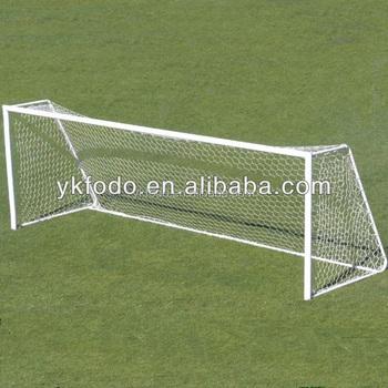 d09bf9517 stand full size aluminum soccer football goal post for 11 players in yiwu  yongkang FD801B