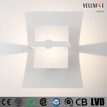 indirect wall lighting led light competitive up and down interior wall led light3d cob indirect lamp 3w w3a0124