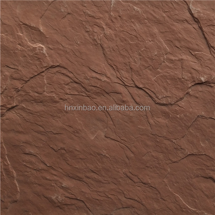 Stone Like Flexible Porcelain Tile New Material Stone Decoration Wall with Long Life Span