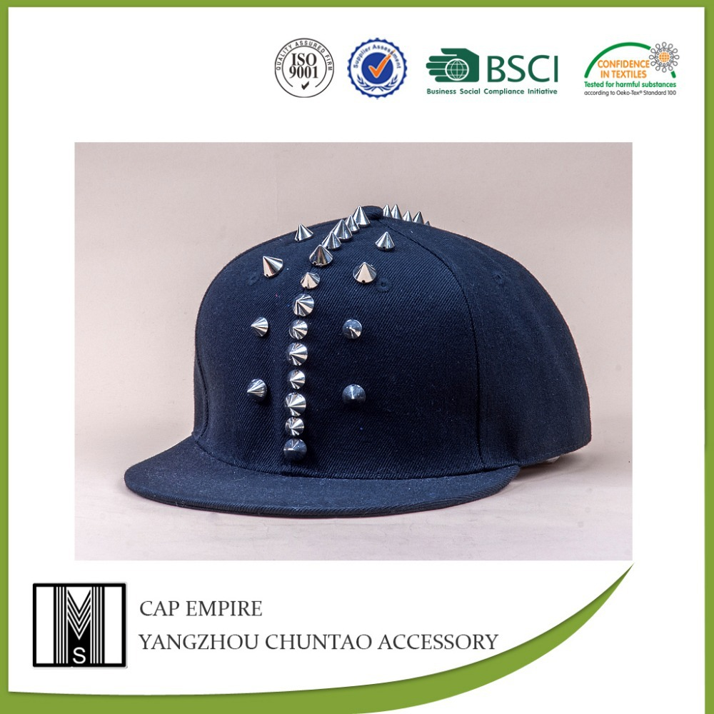 BSCI Audit high quality promotiona jeans blank baseball cap