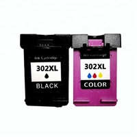 Compatible for HP302 302 XL ink cartridge for HP DeskJet 1110 2130 2132 2133 2134 3630 3632 3633