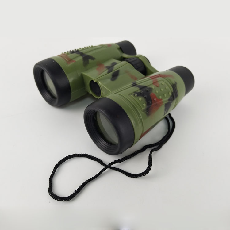 High quality <strong>kids</strong> plastic small camouflage telescope toy for sale