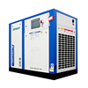 45KW Germany double screw air booster compressor