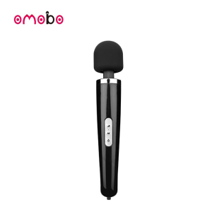 Omobo wireless 30speeds magic wand massager,usb charge master wand massage female sex toy