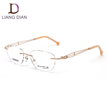 a8fe387bce7 Popular Rimless Hingeless Eyewear Titanium Ready Stock - Buy Top ...