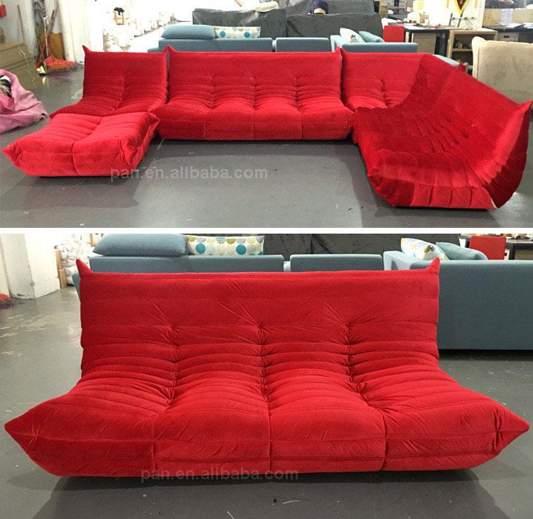 Mi Siècle Moderne Mobilier Design Textile D\'ameublement Togo Canapé D\'angle  Modulable - Buy Canapé Modulable Togo,Canapé D\'angle Modulable Togo,Canapé  ...