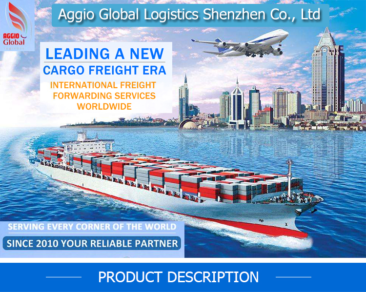 Aggio Global Logistics international dhl freight forwarder china to usa