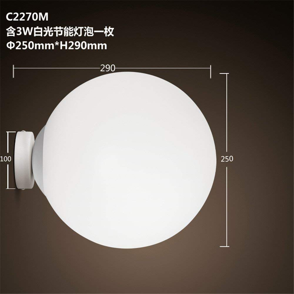 CGHYY Led Wall Mounted Bathroom Mirror Front Light Mirror Cabinet Bathroom Led Wall Lamp Waterproof Anti-Fog Bathroom Mirror Lights White Wall Lights Antique Fixture