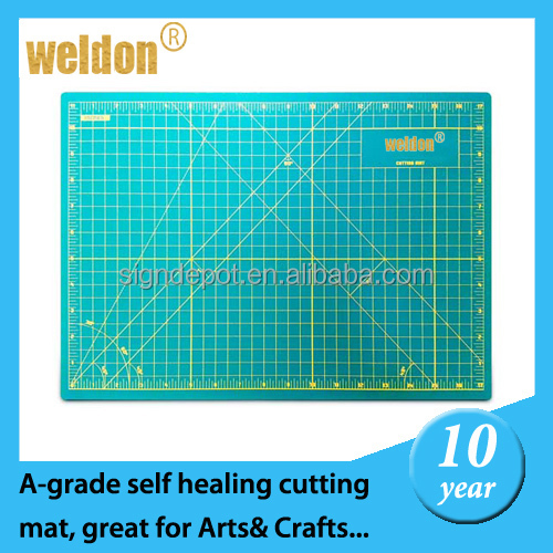 The Cutting Edge Double Sided Self Healing Cutting Mat 18
