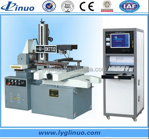 Dk7732 Edm Wire Cutting Machine Price In Wire Edm Machines - Buy Edm ...