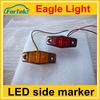 Most popular auto accessory led side marker lights for truck lights led high quality