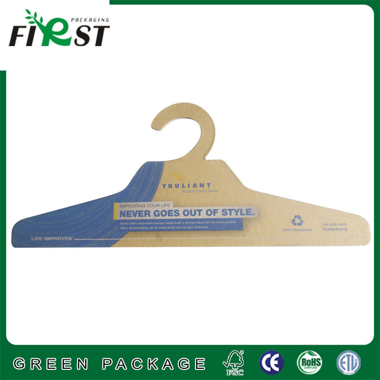 Recycle cardboard suits big event paper clothes hangers/c/Special Paper Hanger for Clothes