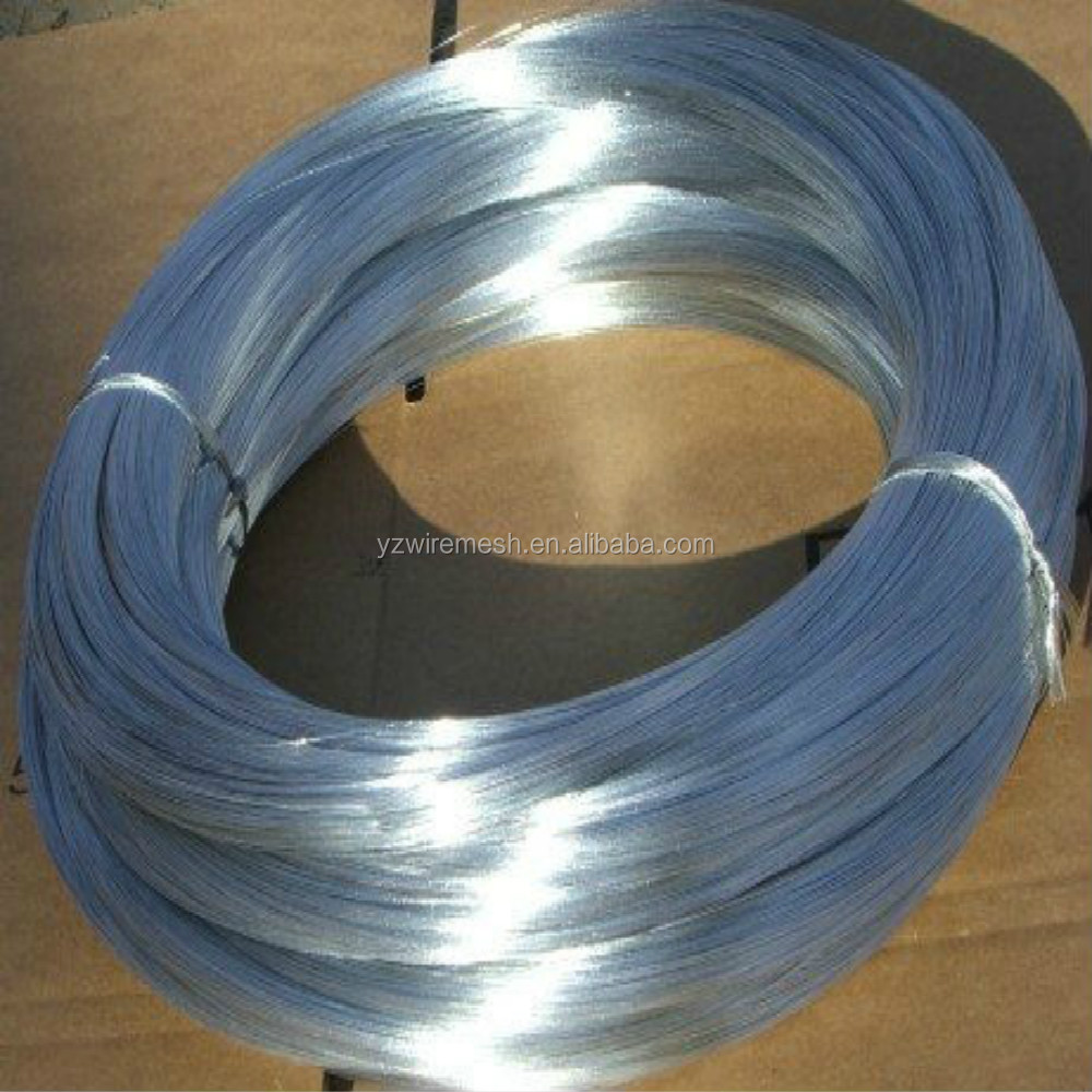 XinJi electric galvanized iron wire with plastic cover