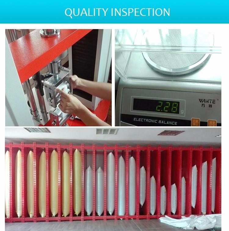 QPACK 再利用可能な PP 容器ダンネージエアバッグ