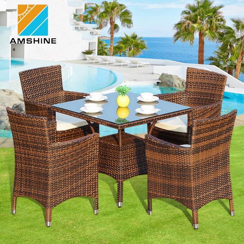 All Weather luxury Wicker Garden popular Rattan Furniture Outdoor