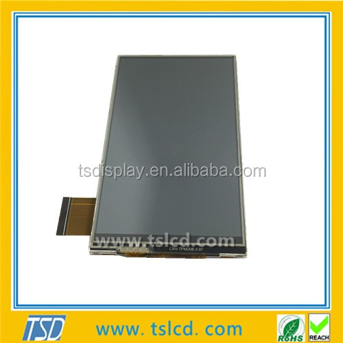 4 Inch Display For Mobile Phone TFT LCD 800 x 480 With MIPI Interface
