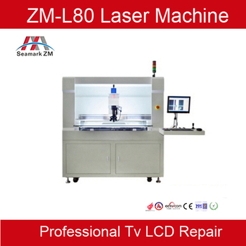 Lcd Screen Laser Repair Machine Tv Screen Repairing Machine For Color Lines  And White Spots Zm-l80 - Buy Lcd Screen Laser Repair Machine,Tv Screen