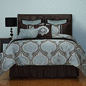 Cheap Chocolate Brown And Blue Bedding Find Chocolate Brown And