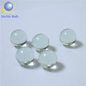 12mm 10.3mm 12.7mm 16mm 20mm solid clear high precision Glass Ball