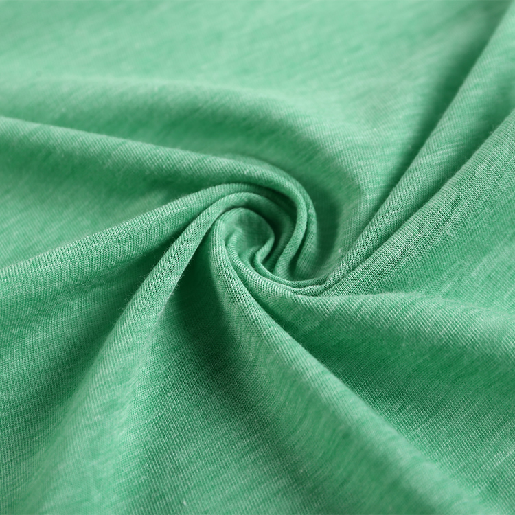 New arrivals knitted garment 80 cotton 20 polyester jersey cvc fabric