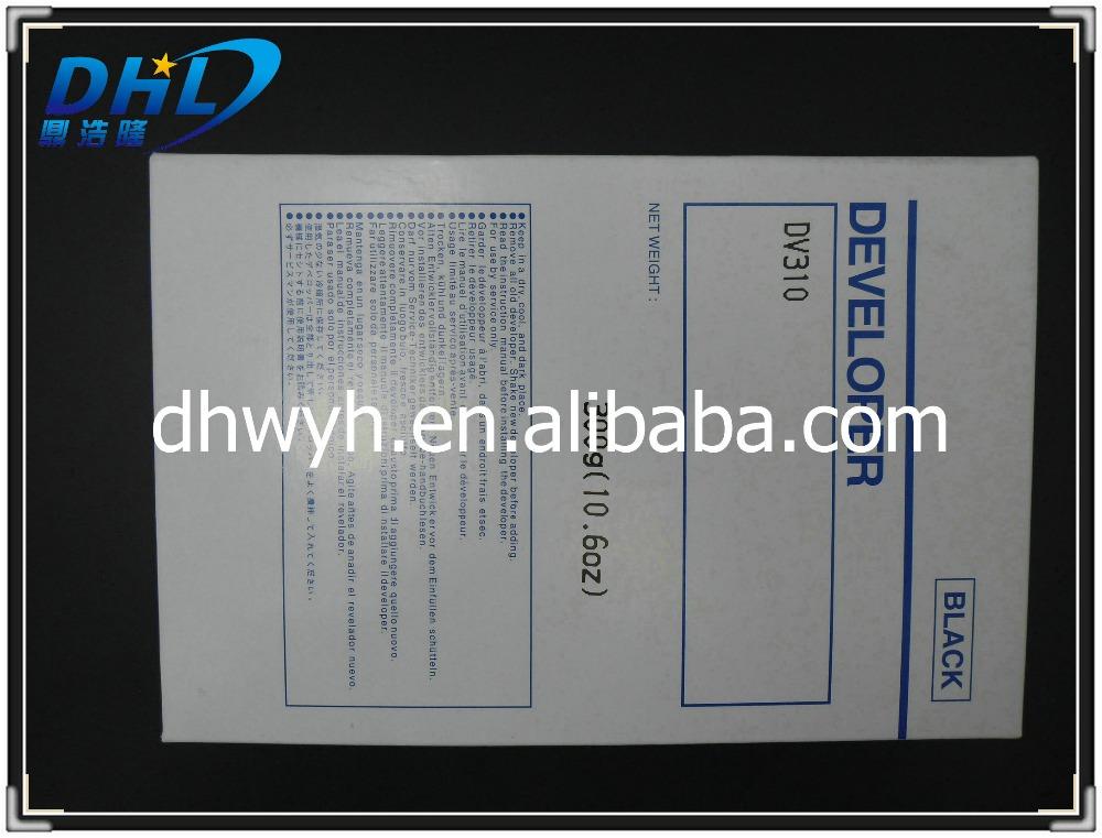 High Quality 840802p7 8938451 Dv310 Black Developer For Konica Minolta  Bizhub 250 350 362 - Buy 8938451,840802p7,Bizhub 250 350 Black Developer