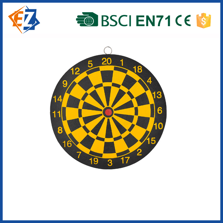 Multi-functional Aluminium Dart Board with Double-sided Printing