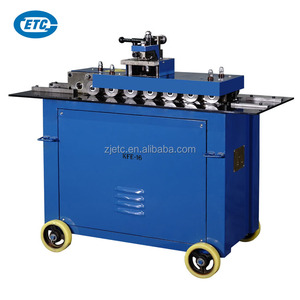 Direct Manufacturer Hvac Duct Seam Lock Forming Machine