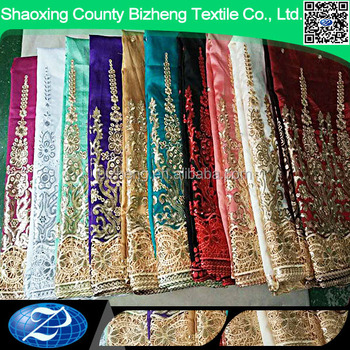 2016 Ready Goods Silk Lace Fabric With Cord Side Buy