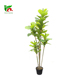 1.5m lifelike customized tree hot sale plant tropical fig plant artificial ficus lyrata decoration tree