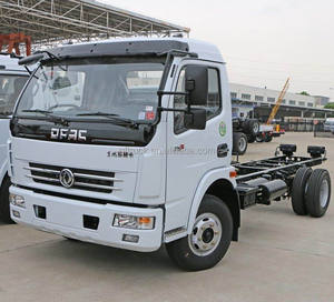 3ton Dongfeng 3300MM Wheelbase 4X2 Diesel Light Truck Chassis