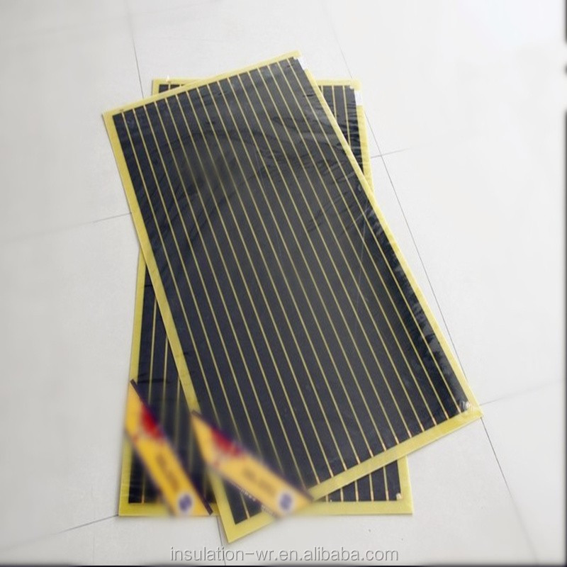 Fiber de verre et r sine poxy un traitement ult rieur cristal de carbone panneau de chauffage - Resine epoxy cristal ...