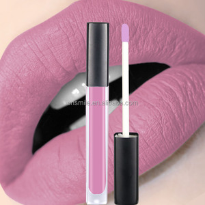 Natural Neon Pink Color Wholesale Lip Gloss