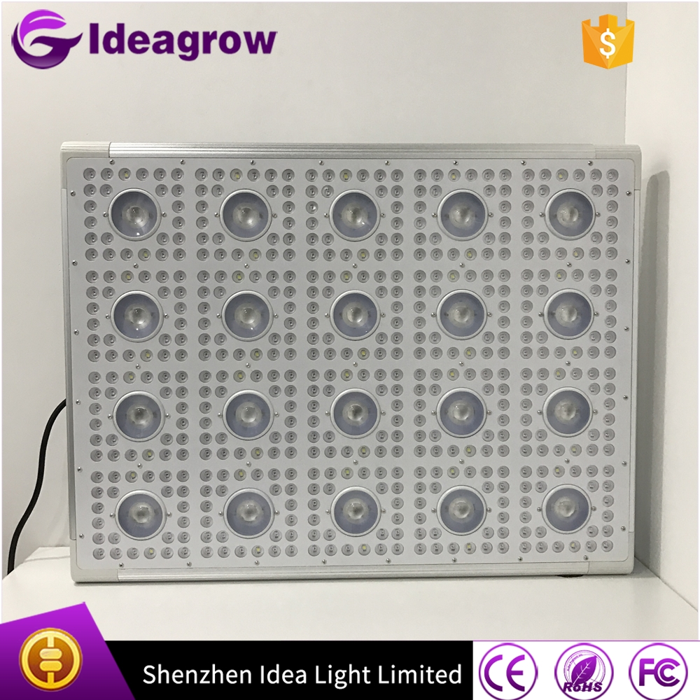 2016 best supplier spectrum king led grow light 3000 watt 5000w led grow light adjustable wavelength