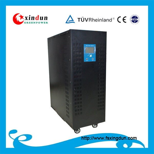 China price home solar use single three phase off grid low frequency solar inverter 3000W for pv mounting system