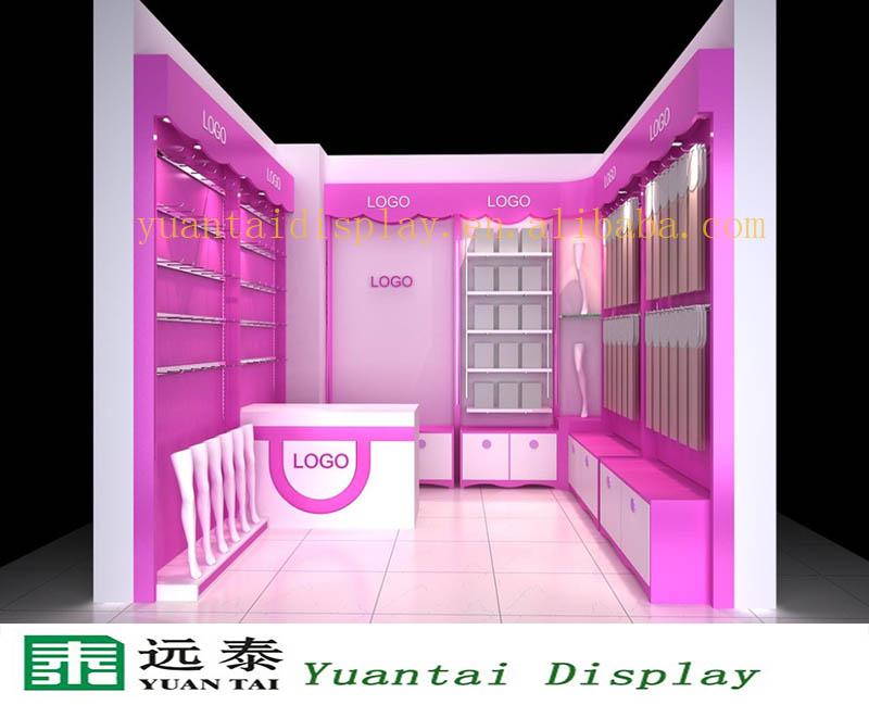 Groothandel kleding wall display rekken voor vrouw for Groothandel interieur