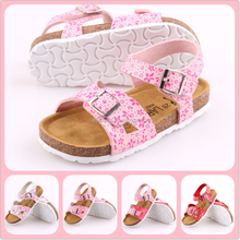 AL1005SC 2017 hollow out super cute sweet kids sandals latest fashion girls sandals