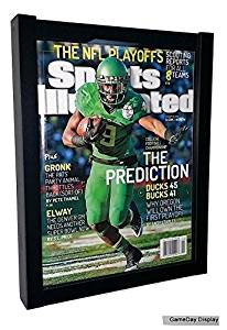 Magazine Display Case Magazine Display Frame Sports Illustrated Display
