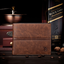 men wallets famous brand mens wallet male money purses Soft ID Card Case New classic soild pattern designer wallet