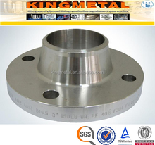 ASTM A182 SS304/316L Stainless Steel FR Weld Neck Flange DN80 PN16