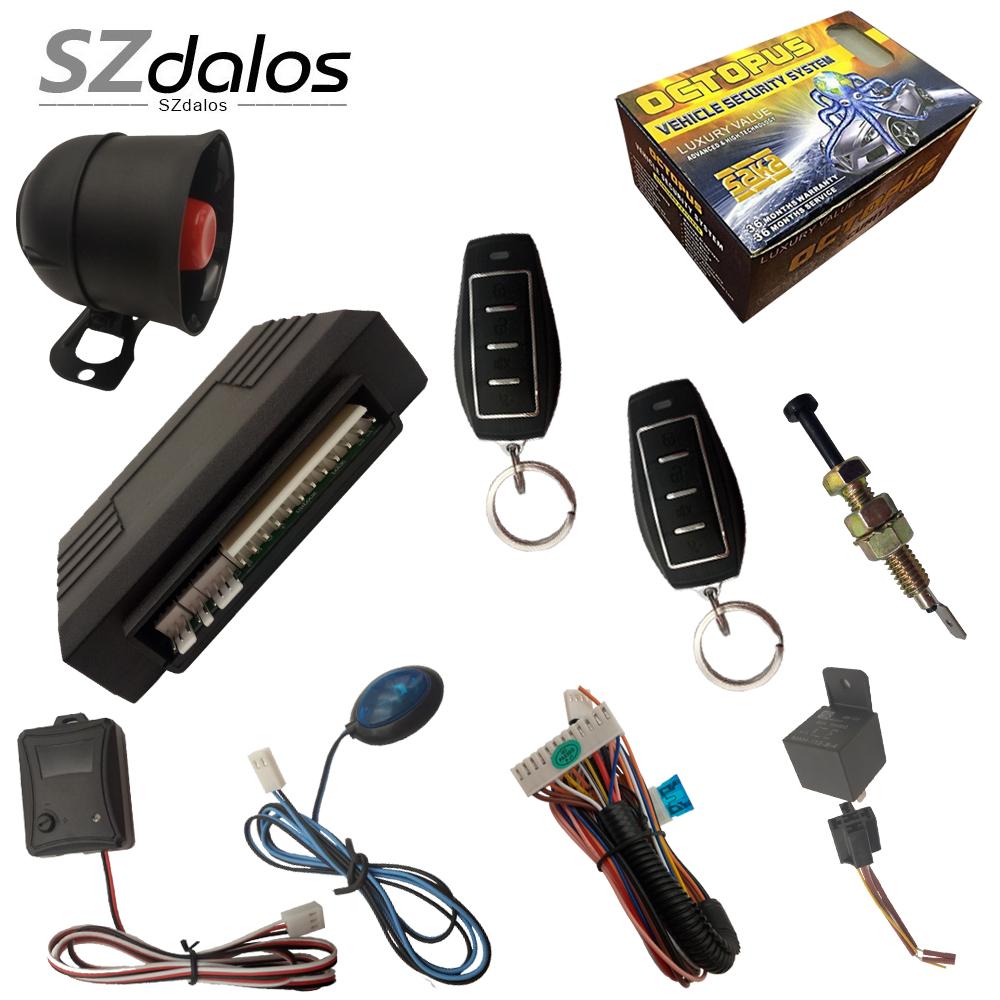 prestige /octopus car alarm system hot sale in kenya and other africa  market - buy smart car alarm system,manual car alarm system,car alarm  product on