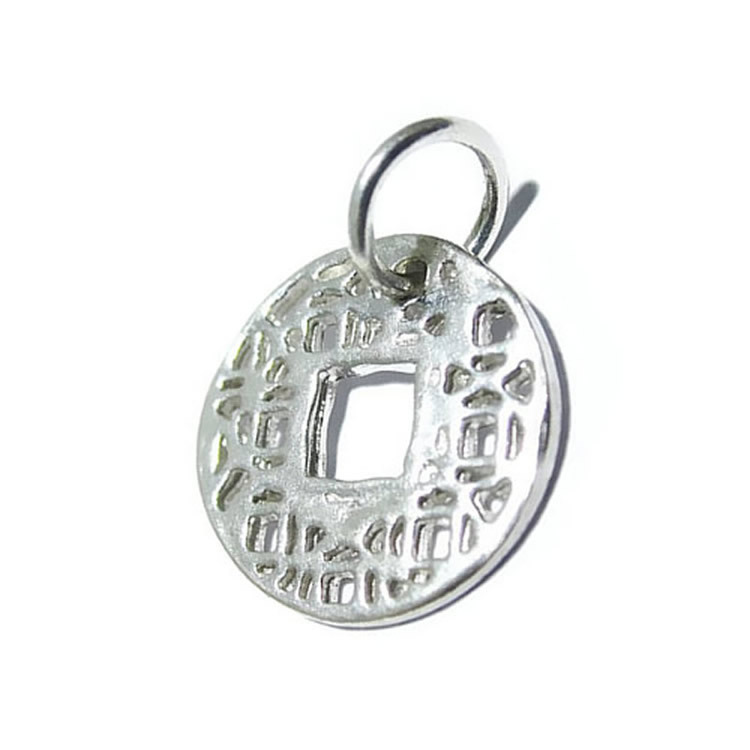 Beadsnice ID 27536 trending hot products silver jewelry fashion coins charm pendant custom made metal logo charms